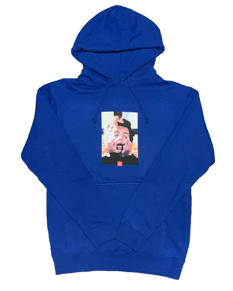 Buttery-Vibes-Afro-Kid-Hooded-Sweatshirt-Royal-Blue