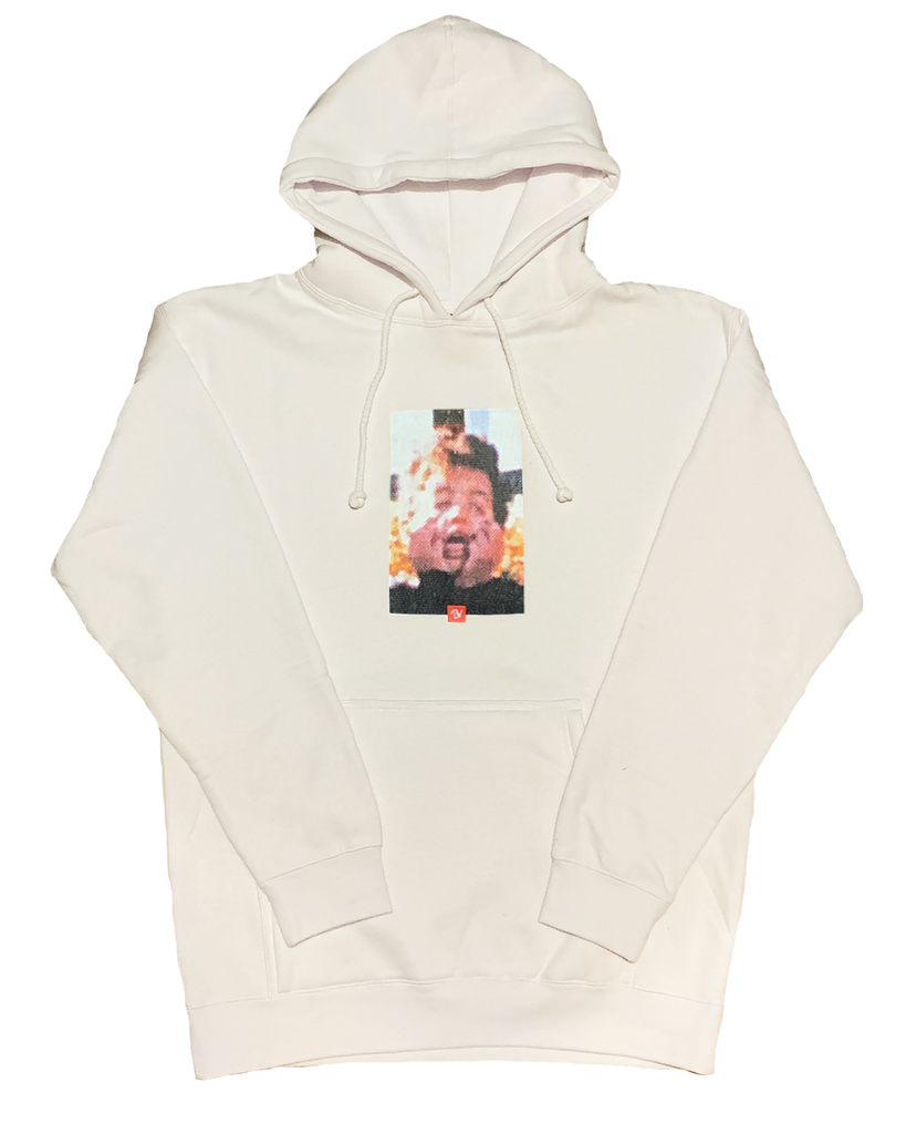 Buttery-Vibes-Afro-Kid-Hooded-Sweatshirt-White