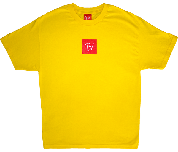 Buttery Vibes Buttery Yellow Tee Spring Summer Collection