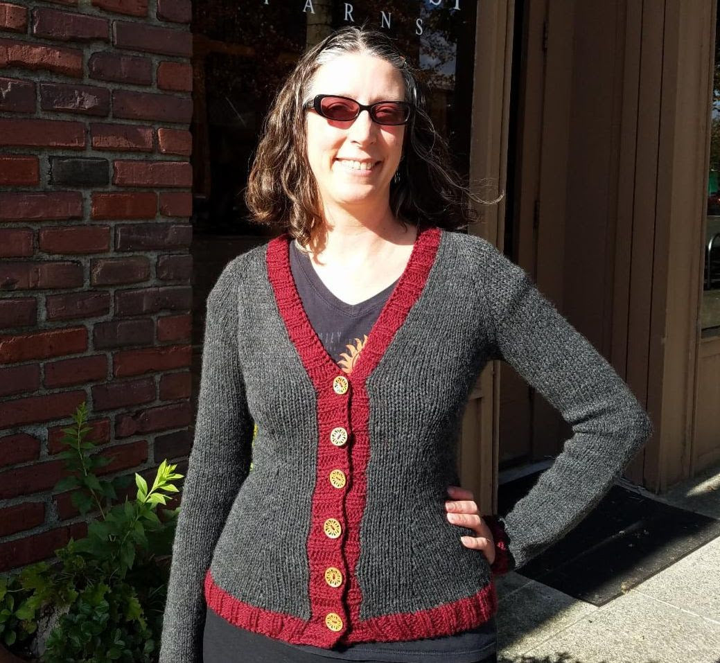 Build Your Own Cardigan