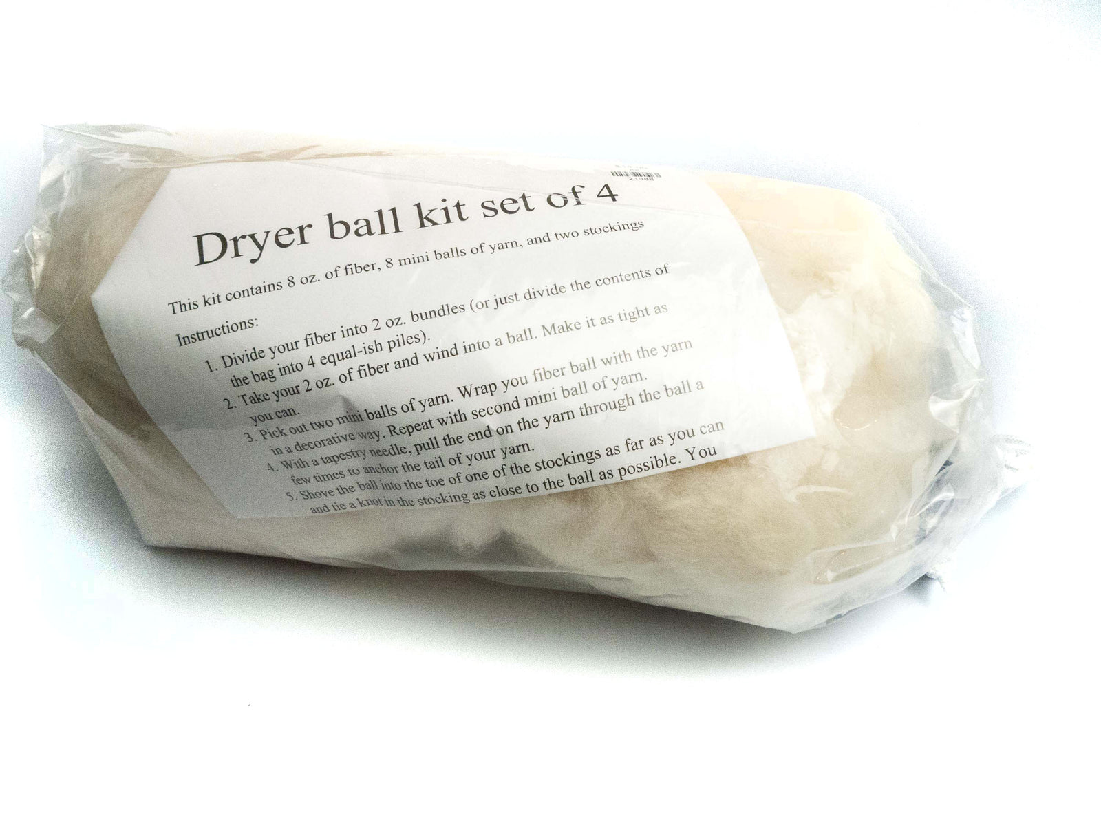 Dryer Balls Kit