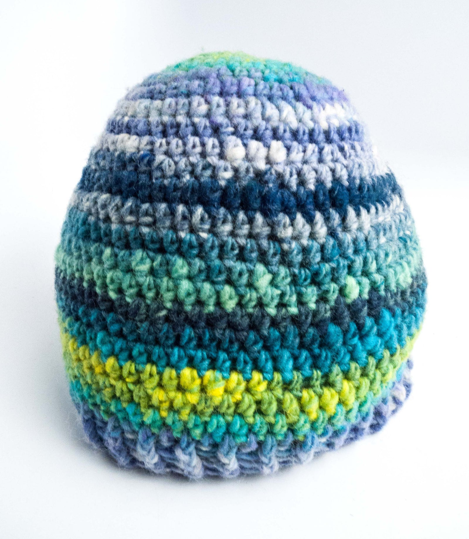 Beginning Crochet Kit - Super Simple Crochet Hat
