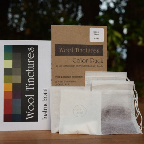 Abundant Earth Wool Tinctures