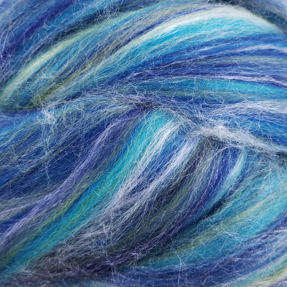 Constellation 70% Merino 30% Tussah Silk Top