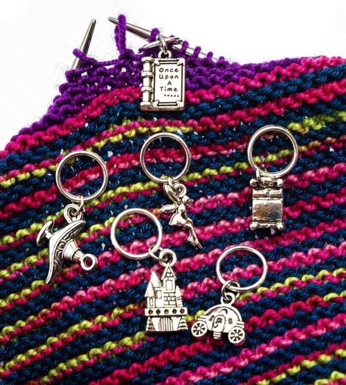 Metal Novelty Stitch Markers