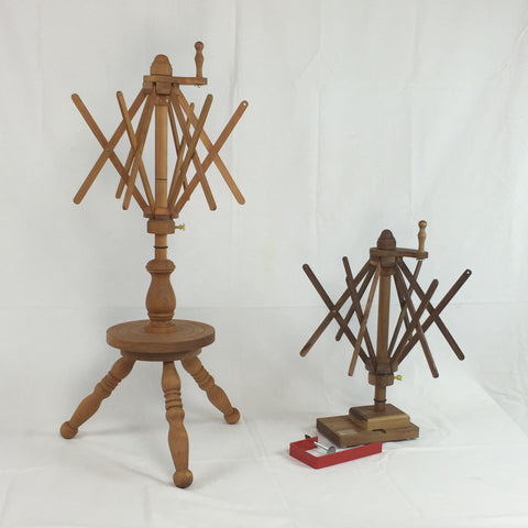 SpinOlution Skein Winder