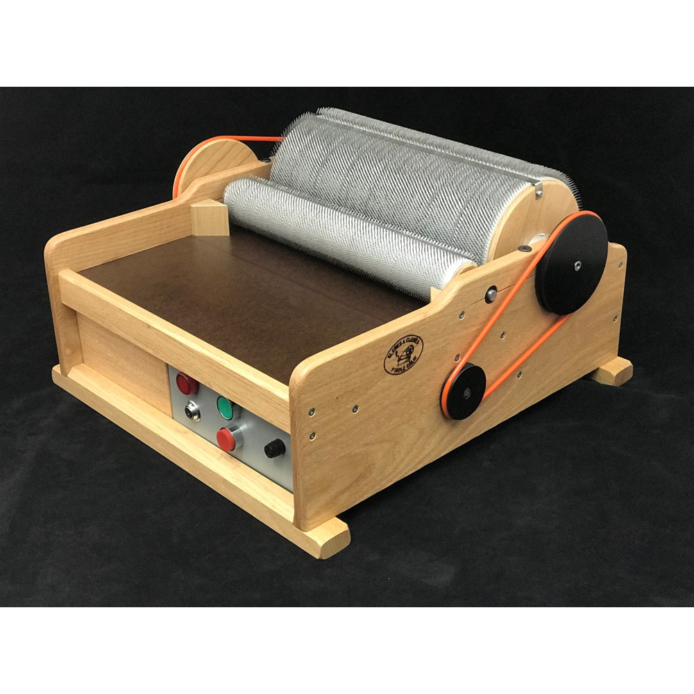Clemes & Clemes Elite Crankless Drum Carder