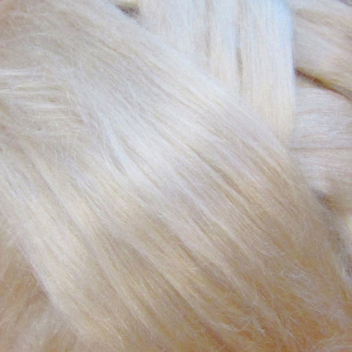 Honey-Colored Tussah Silk