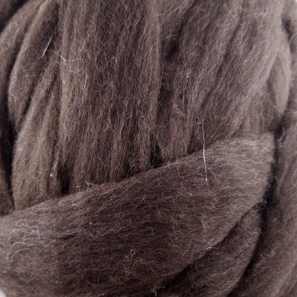 Natural Brown Merino