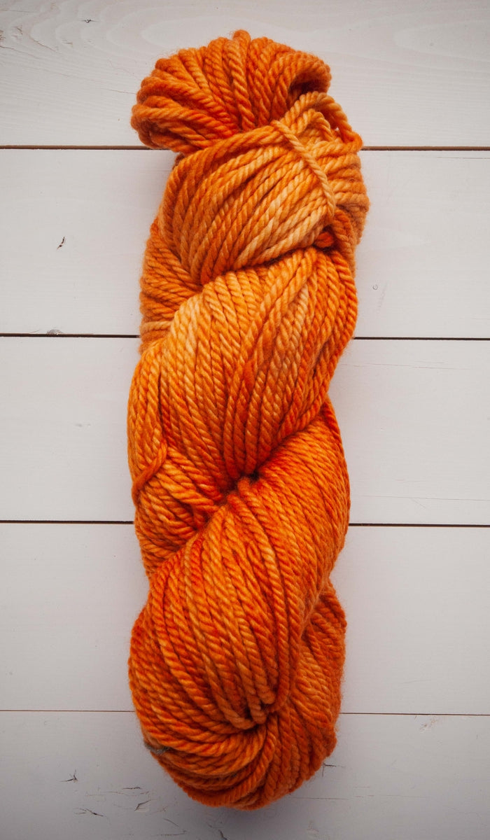 Leviathan Fibres Targhee Heavy Worsted