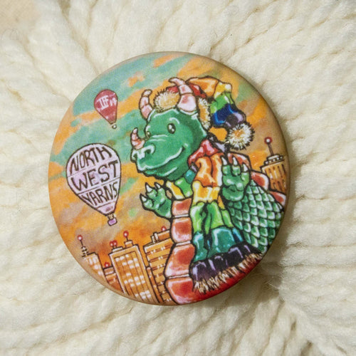Northwest Yarns Pin