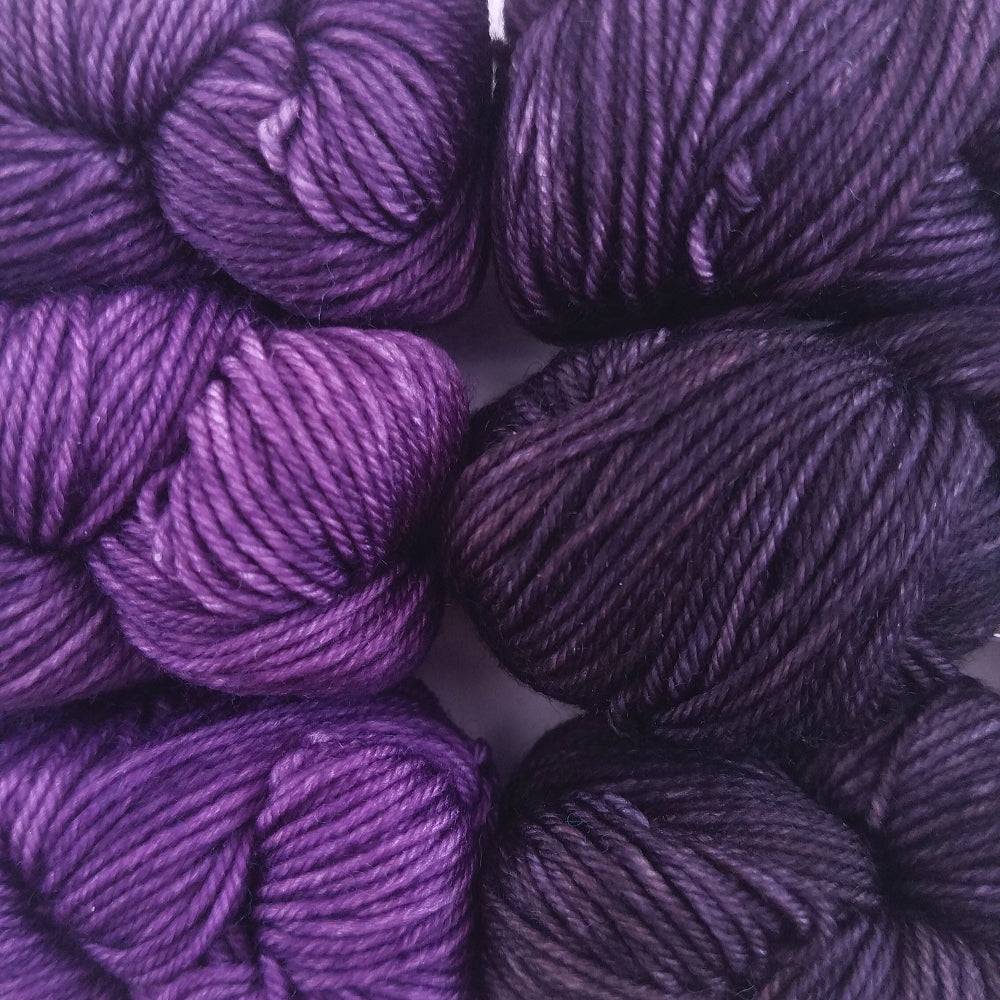 Schmutzerella Morphing Mini Skeins 6-Pack