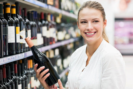 wine shopping online for wine