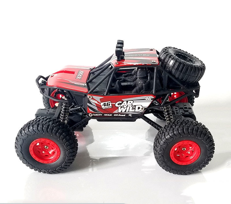 Costbuys  1:20 RC Car Climbing Car Toy For Children 2.4GHz Wireless Remote Control Charging Climb SUV 1:20 All-terrain Climbing