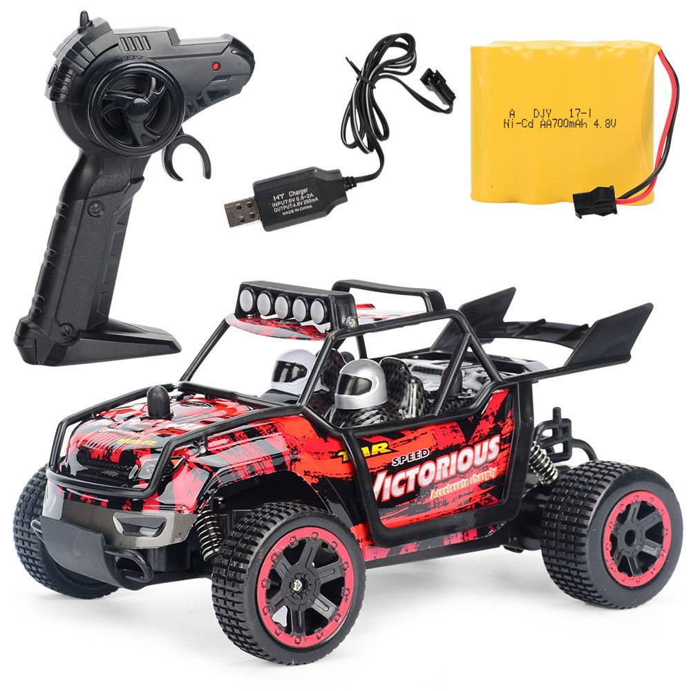 Costbuys  1:20 Scale RC Car Off Road Vehicle 2.4G Radio Remote Control Car Racing RC Car Radio-controlled Cars Truck Toys for Ch