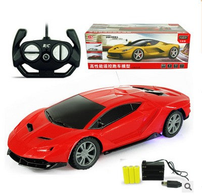 Costbuys  1:24 4CH RC Cars Collection Radio Controlled Cars Machines On The Remote Control Toys Kids 3-10 years - Lamborghini Re
