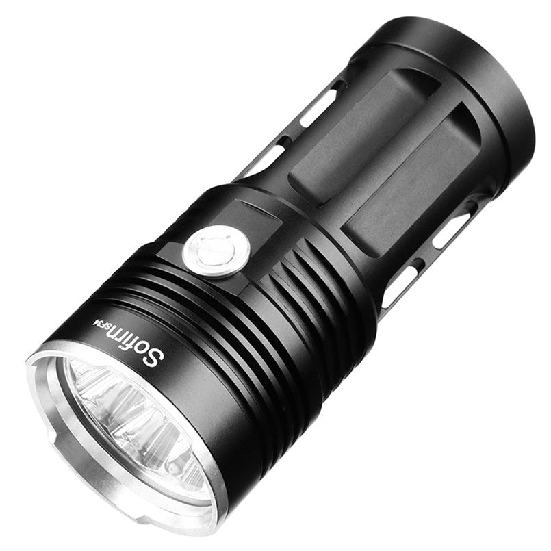 Costbuys  14*XML T6 Powerful LED Flashlight 18650 LED Torch light 18650 tactical flashlight Searchlight 5 modes linterna hunting
