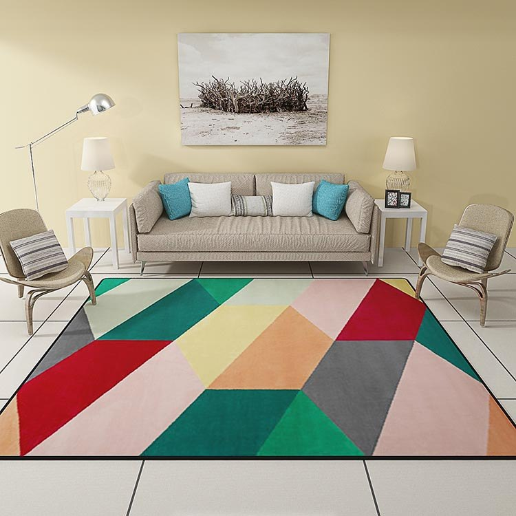 Costbuys  Modern carpets for living room large rectangle geometric area rug for children room decor carpet home kitchen mats for