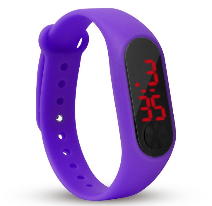 Costbuys  Children Watch Led Sports Kids Watches Men Women Electronic Digital Clock Bracelet Wristwatches For Boys And Girls - p