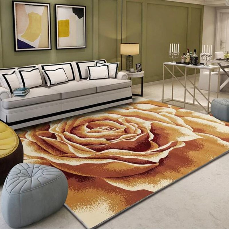 Costbuys  High Quality Modern Simple Art Carpet For Living Room Bedroom Anti-slip Floor Mat Fashion Kitchen Carpet Area Rugs - 0