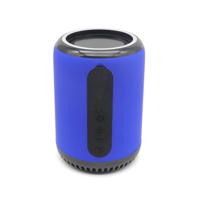 Costbuys  Portable Bluetooth Speaker Super Subwoofer Loudspeaker Mini Audio Bluetooth 4.2 Speakers for Mobile Phone Car Home wit
