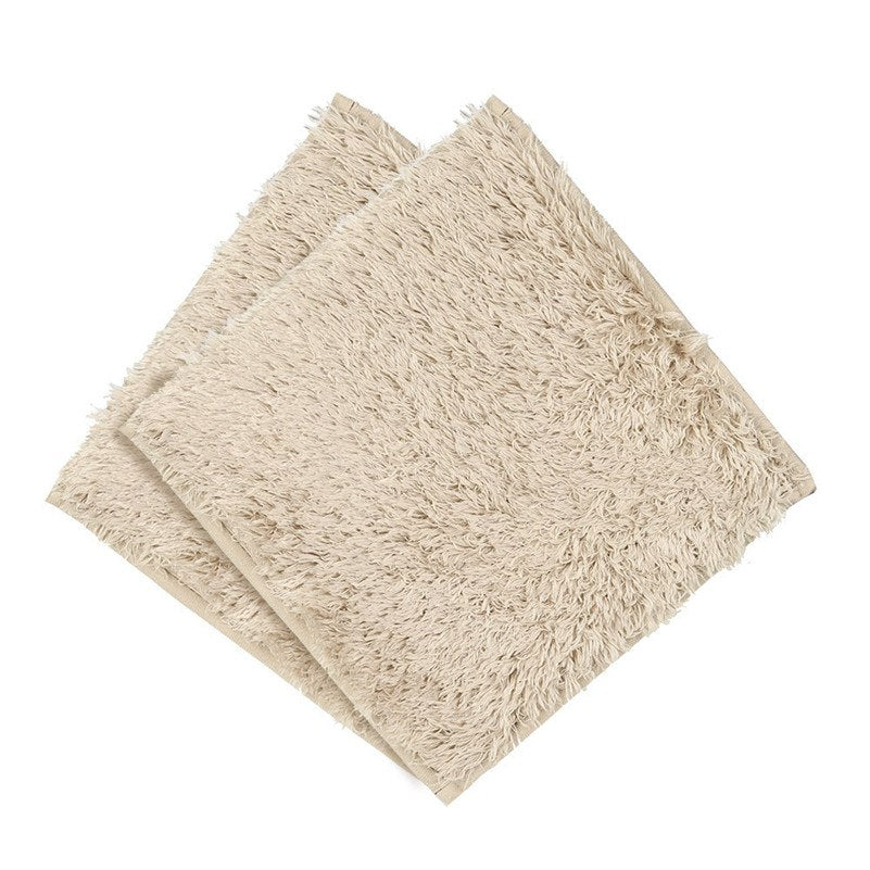 Costbuys  Quality Soft And Fluffy Carpet Anti-skid Carpet Dining Room Floor Mat Square Mat Shower Rug Non-slip - The carpet 2 /