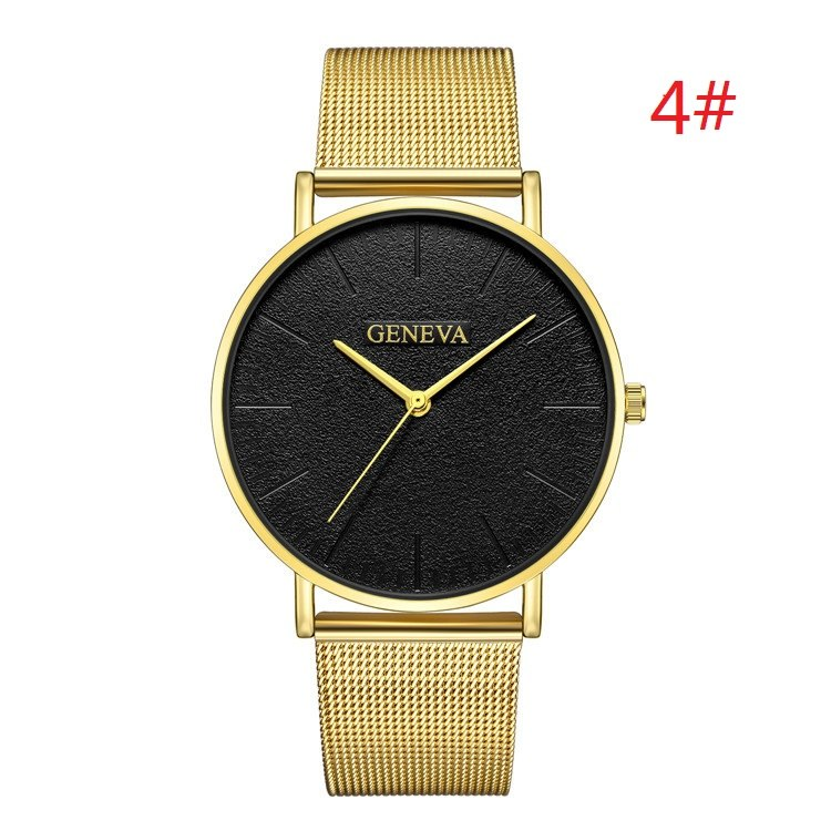 Costbuys  Women's Watch Ladies Watches For Women Rose Gold Watch Women Simple Bracelet Montre Femme - gold / China