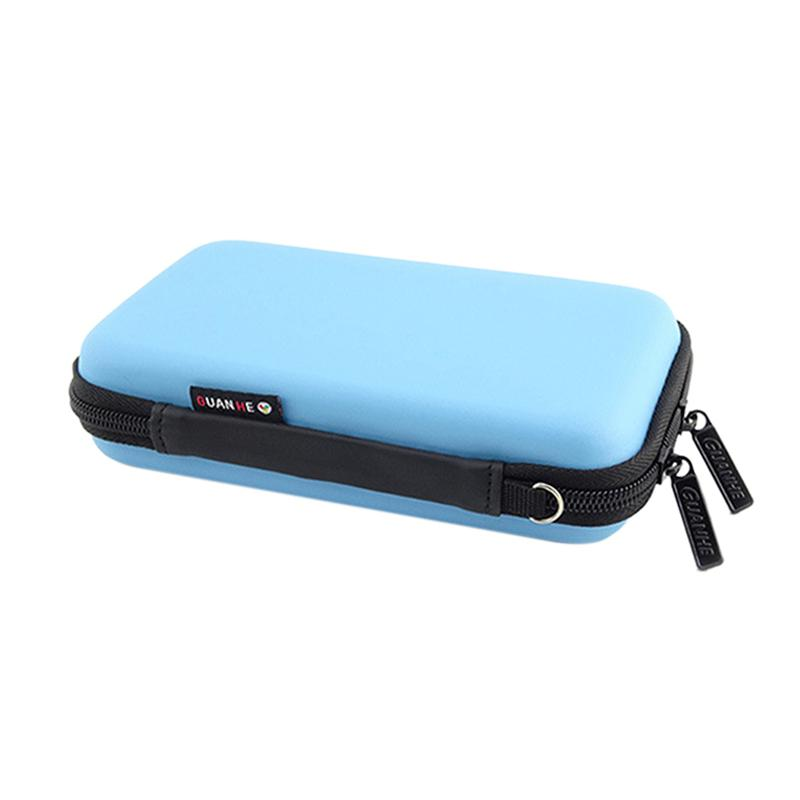 Costbuys  1PCS Waterproof USB Cable Storage Bag Drive Earphone Flash Organizer Hard Drives Digital Gadget Devices Organizador Ba