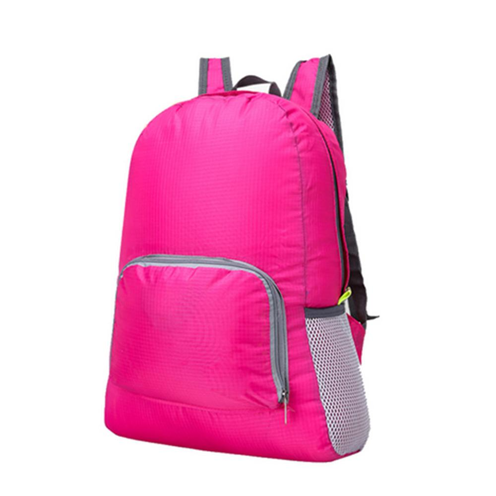Costbuys  20 L Outdoor Mountain Climbing Bags Waterproof Foldable Backpack travel camping Hiking backpacks Sports Bag support wh