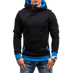 Autumn Men Sweatshirt Hip-Hop Male Hoodie Hoodies Pullover Hoody clothing Sportswear for Cardigan Slim Fit Men Hoody