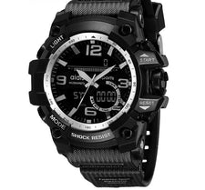 Aidis Fashion Watch Men G Style Waterproof Sports Military Watches Shock Luxury Analog Digital Sports Watches Men