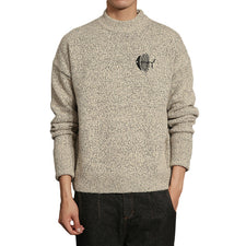 Sweaters Men Fashion Style Autumn Winter Knitted Sweaters Man Pullover Men O-neck Casual Men's Sweater S-XXL