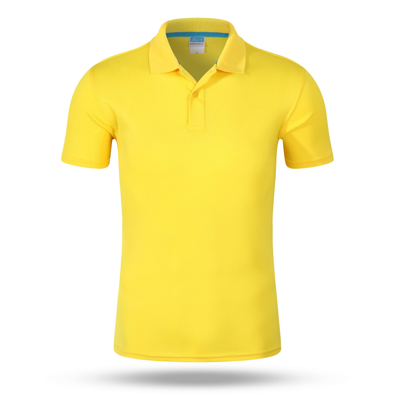 Top Men Polo Shirt Men S Business Casual Solid Polo Summer Style