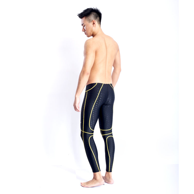 1e098a6e2aa9c Arena Bather Pool Shark Skin Sunga Men Swimwear Swim Bathing Suit Sport Pants  Trunks Plus Size