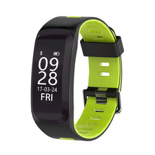 Bluetooth Smart Bracelet Watch Sport Women Men Clock Blood Pressure Heart Rate FitnessTracker Pedometer For Android IOS