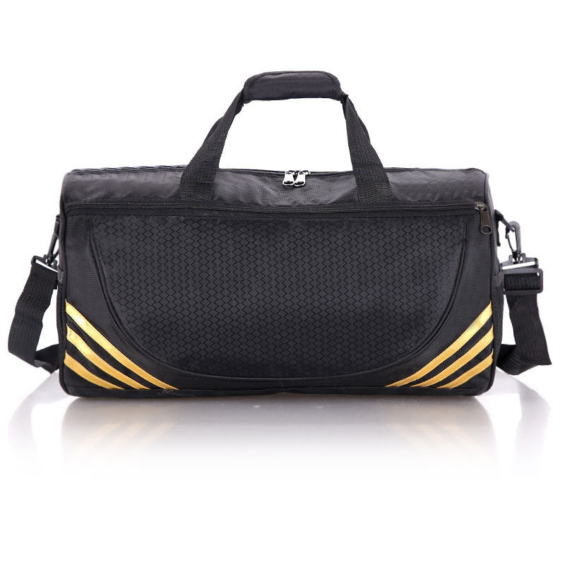 Costbuys  High Quality Nylon Waterproof Sport Bag Men Women for Gym Fitness Outdoor Travel Sports Trainging Messenger Bags - GOL