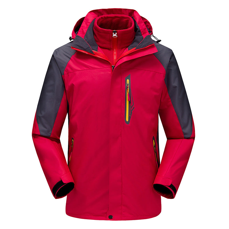 Winter Lovers Mens Womens Windstopper Waterproof Outdoor