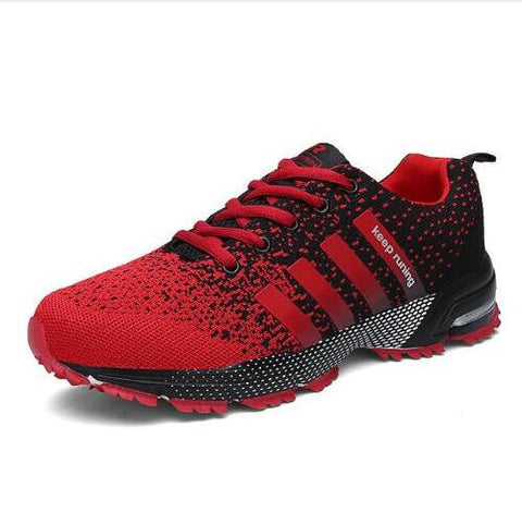 New Running shoes Men Light Mesh Sport Shoes Comfortable Breathable Sneakers Run shoe trainers