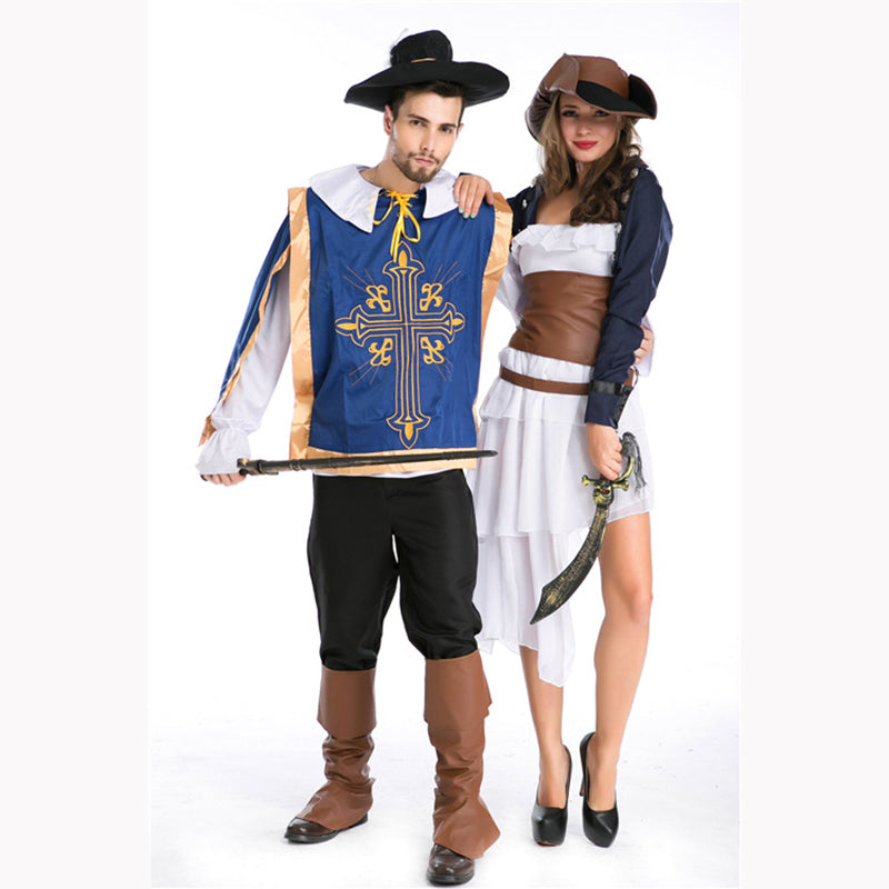 Sexy Women Pirate Costume Men Halloween Fancy Party Dress Carnival Performance Adult Men Pirate Cosplay Costumes  sc 1 st  Costbuys & Sexy Women Pirate Costume Men Halloween Fancy Party Dress Carnival ...