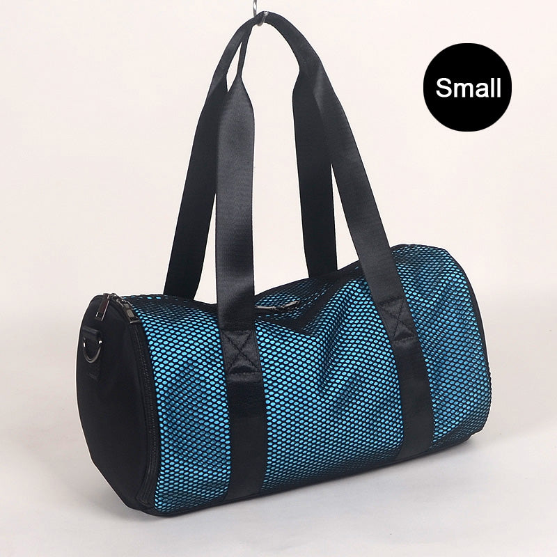 Costbuys  Waterproof Sports Gym Bag for Women Men Fitness Yoga Travel Luggage Bags Shoes Storage Shoulder Crossbody Bag For Male