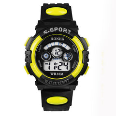Boys Girls Watches Men Waterproof Date LED Digital Sport Watch Fashion Student Wristwatches Children Gift