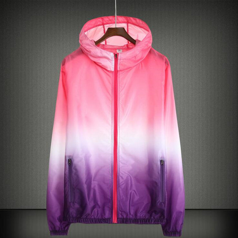 Costbuys  Outdoor Men Women Skin Jacket camping Clothing Quick Fast Dry Hiking Jackets Windproof Sun UV Protection Outdoor Rain