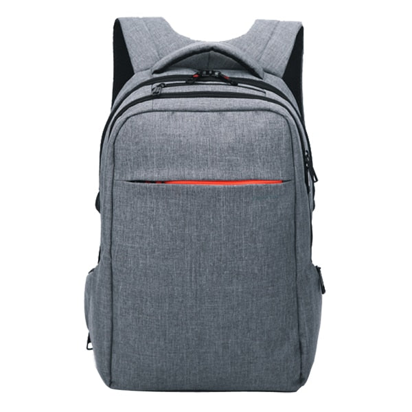 Costbuys  backpack male Waterproof men backpacking backpack Student School Backpack Bag Women Computer Laptop Bag - Pale Blue /