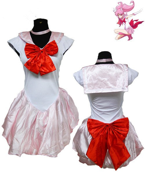 Costbuys  Women's Anime Sexy Sailor Moon Costume Cosplay dress For Girl Halloween Game Stage Bar Costume Cosplay - No 7 / XL