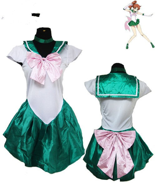 Costbuys  Women's Anime Sexy Sailor Moon Costume Cosplay dress For Girl Halloween Game Stage Bar Costume Cosplay - No 4 / XL
