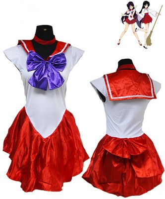 Costbuys  Women's Anime Sexy Sailor Moon Costume Cosplay dress For Girl Halloween Game Stage Bar Costume Cosplay - No 2 / XL