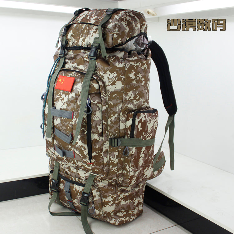 Costbuys  outdoor sports shoulder military camping hiking tactical bag camping hunting backpack utility chest bag - color2 / 50