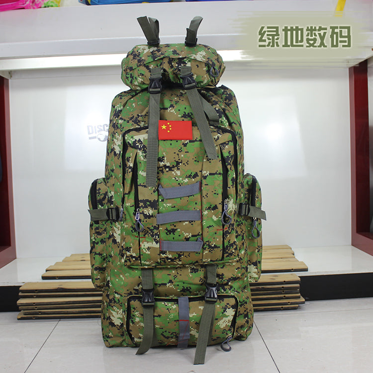 Costbuys  outdoor sports shoulder military camping hiking tactical bag camping hunting backpack utility chest bag - color5 / 50