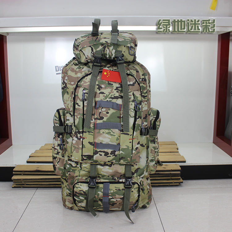 Costbuys  outdoor sports shoulder military camping hiking tactical bag camping hunting backpack utility chest bag - color6 / 50