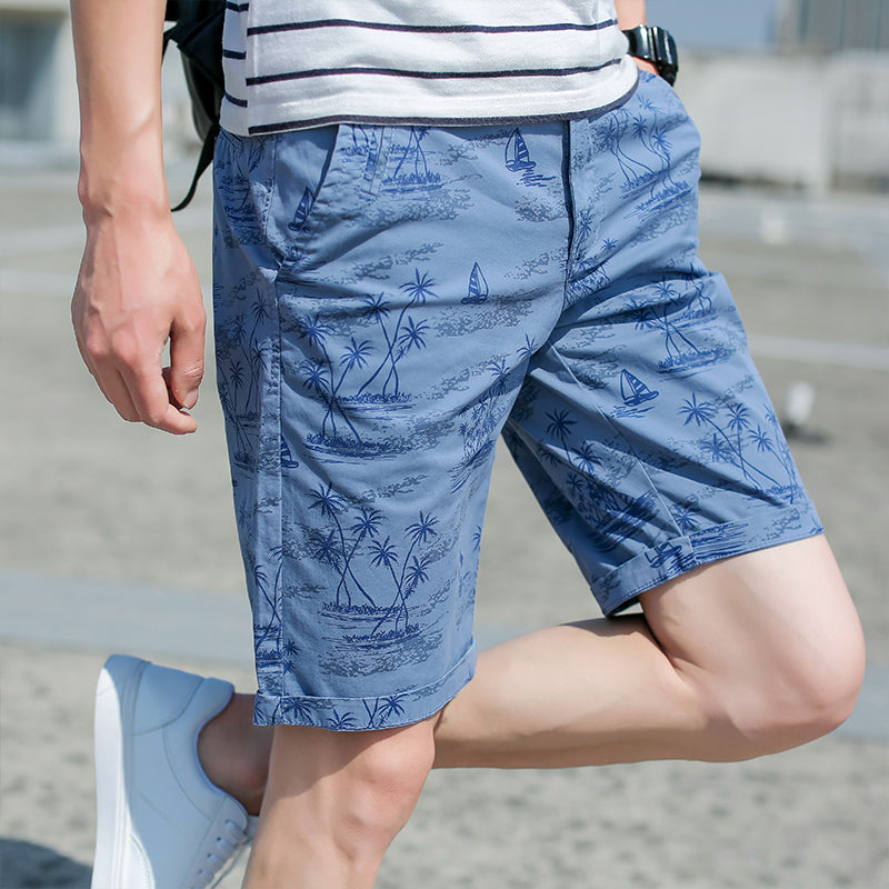 a1b11929d4c summer Preppy Style casual shorts men Breathable Large size fat top qu –  Costbuys